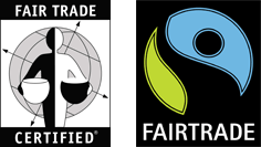 Fair Trade certification logos